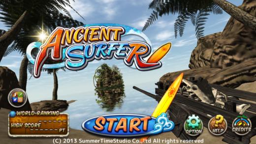 Ancient Surfer软件截图0
