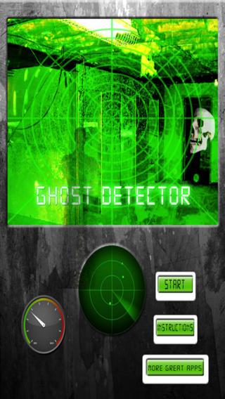 鬼魂探测器软件截图1