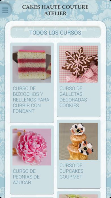 Cakes Haute Couture Atelier软件截图0