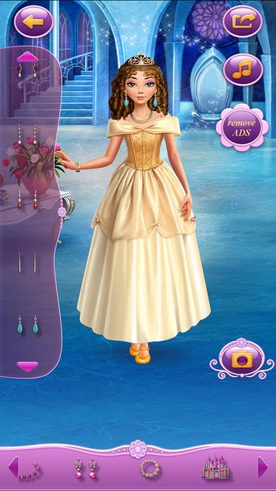 Dress Up Rapunzel软件截图2