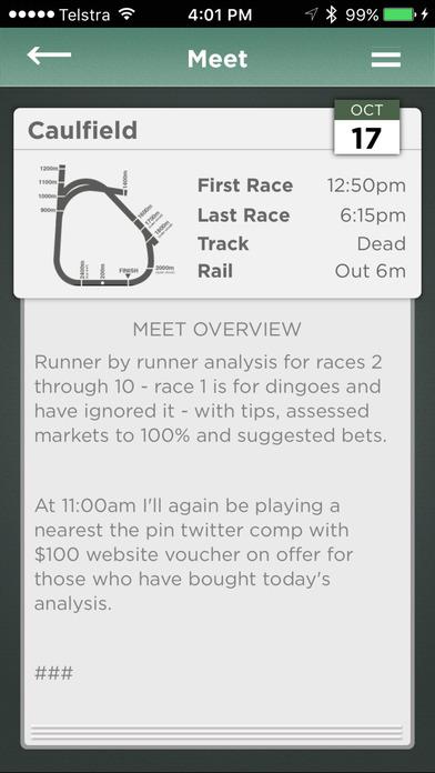 Racetrack Ralphy软件截图0