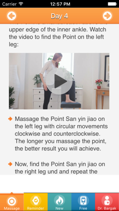 Boost Male Sexual Potency Instantly With Chinese Massage Points软件截图0