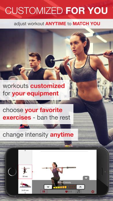 7-Minute Workout软件截图1