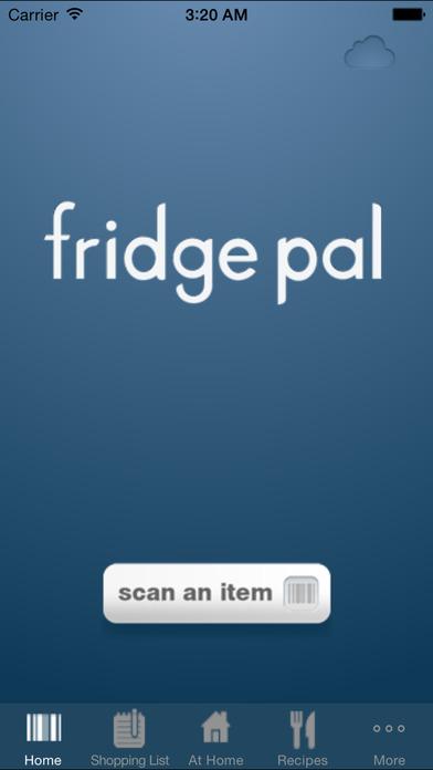 Fridge Pal软件截图0