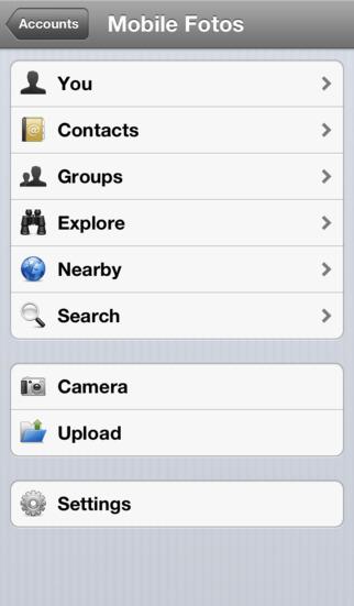 Mobile Fotos软件截图2