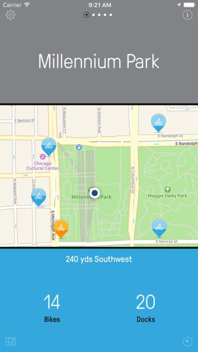 Chicago Bikes软件截图2