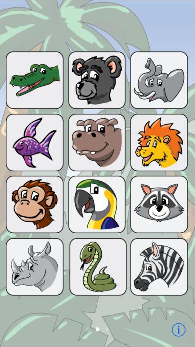 看动物,听声音软件截图1