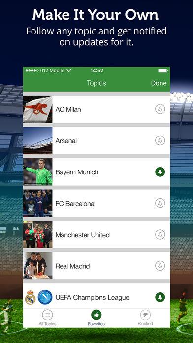 Football News软件截图1