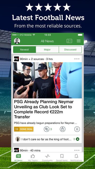 Football News软件截图0