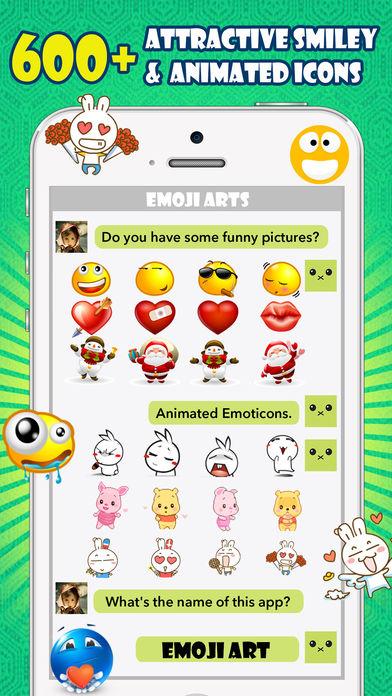 Emoticon Art