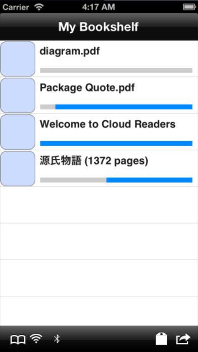 CloudReaders软件截图0