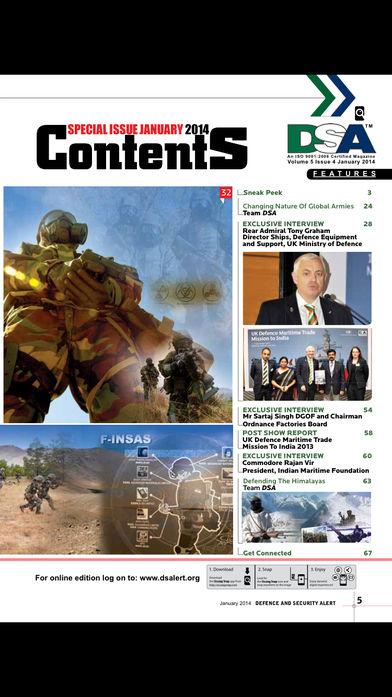 Defence and Security Alert(防御报警器)软件截图2
