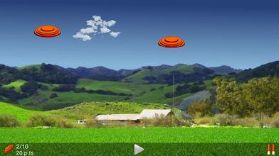 奥运会双向飞碟射击游戏软件截图2