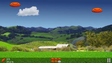 奥运会双向飞碟射击游戏软件截图1