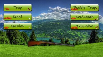 奥运会双向飞碟射击游戏软件截图0