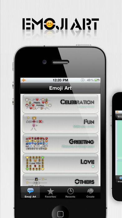emoji 2 emoticon art软件截图1
