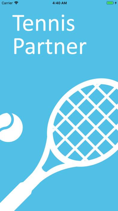 Tennis Partner软件截图0