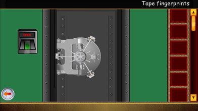密室: 越狱逃出银行1软件截图2