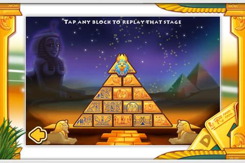 Cleopatras Pyramid软件截图2