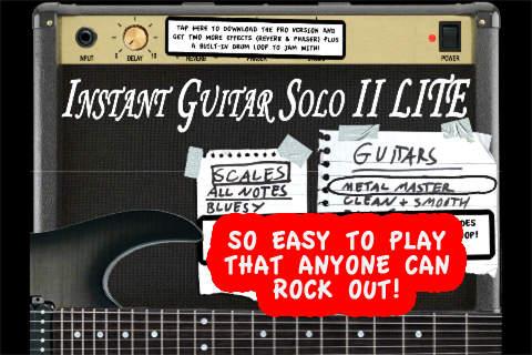 即时吉他独奏