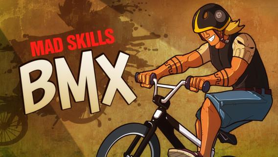 Mad Skills BMX软件截图1