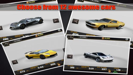 GT超级跑车赛车软件截图1