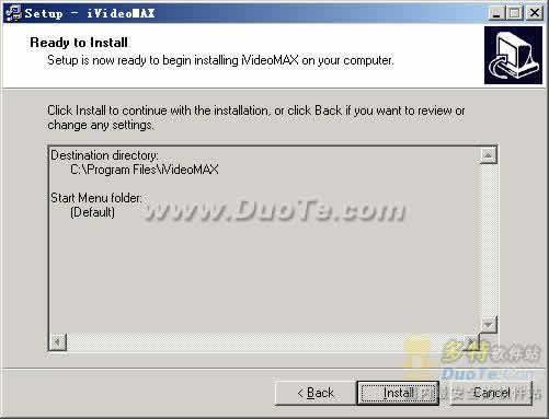 iVideoMAX Video Converter(视频转换工具)下载