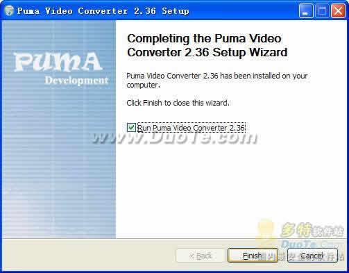 Puma Video To ipod Converter(多媒体转换)下载