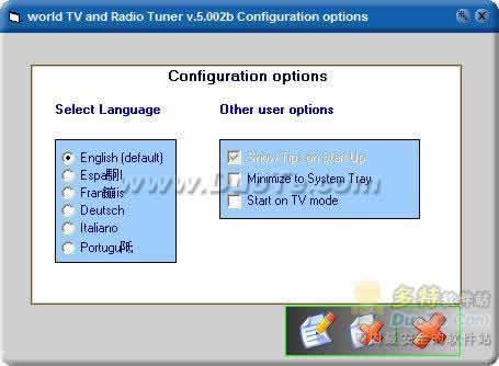 3webTotal Tv & Radio Tuner下载