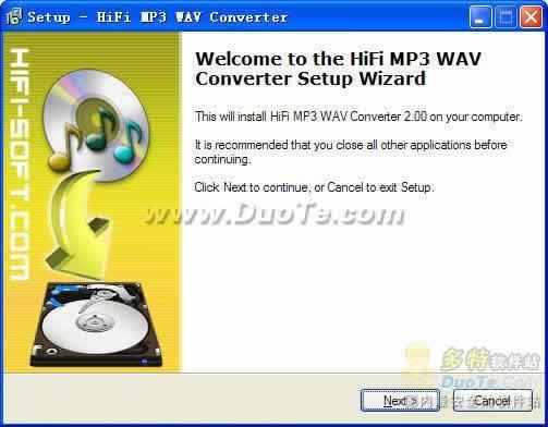 HiFi MP3 WAV Converter下载