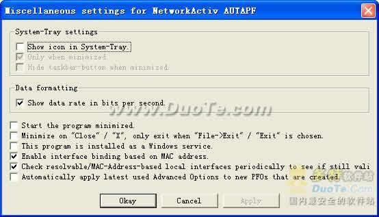 NetworkActiv AUTAPF下载