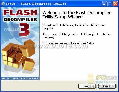 Flash Decompiler下载