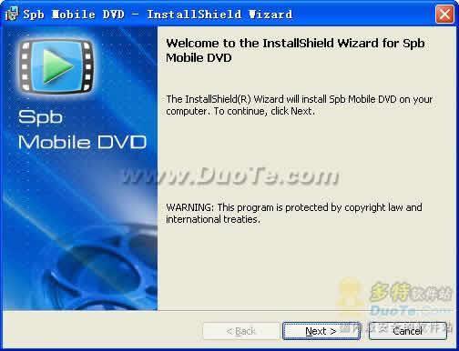 Spb Mobile DVD下载