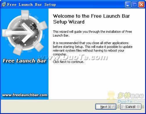Free Launch Bar下载