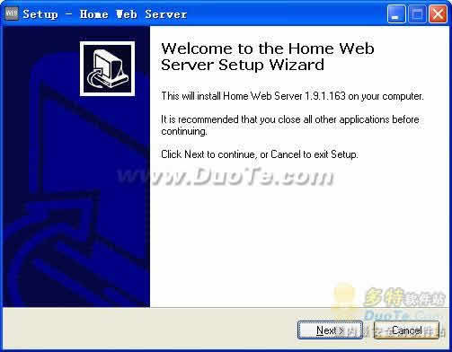 Home Web Server下载