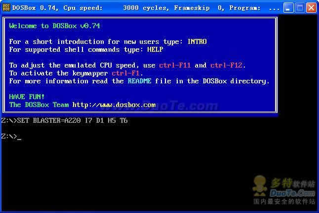 DOSBox下载