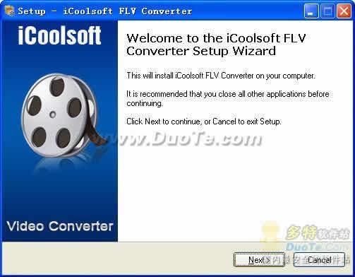 iCoolsoft FLV Converter下载