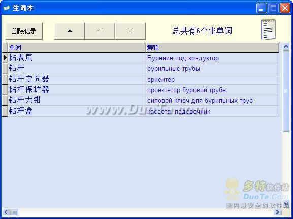 PetroDict汉俄石油词典下载
