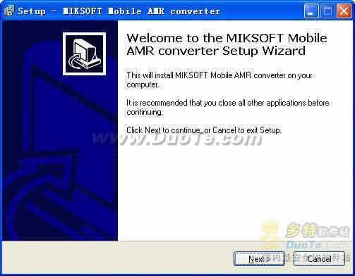 Mobile AMR converter下载