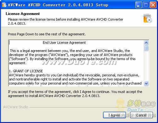 AVCWare AVCHD Converter下载