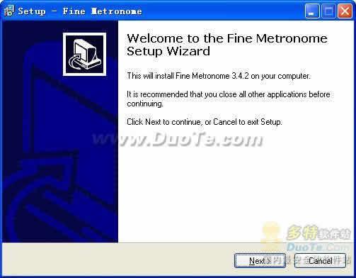 Fine Metronome下载