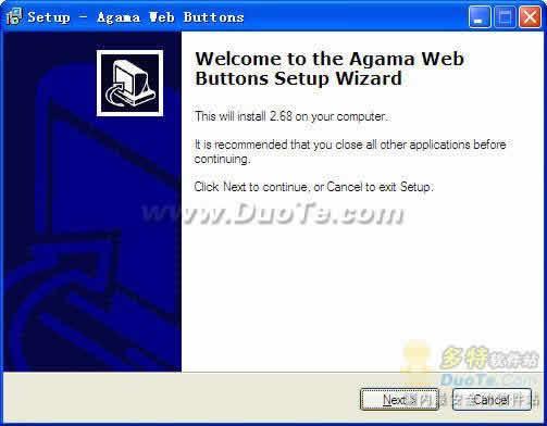 MP Software Agama Web Menus Pro下载