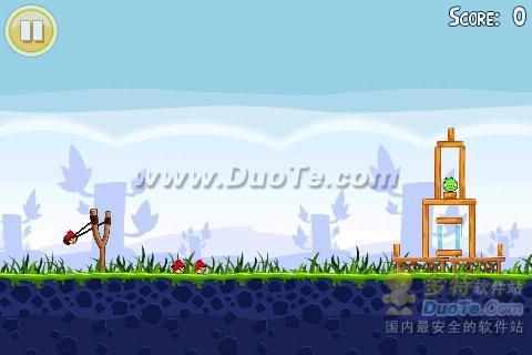 愤怒的小鸟 for S60V3下载