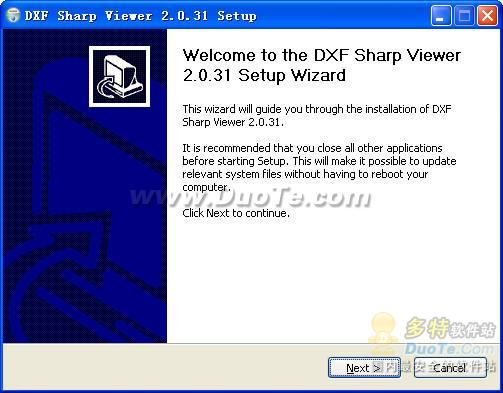 DXF Sharp Viewer下载