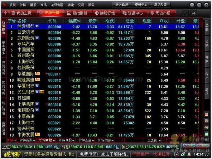 钱龙新一代金融平台下载