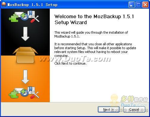 MozBackup下载