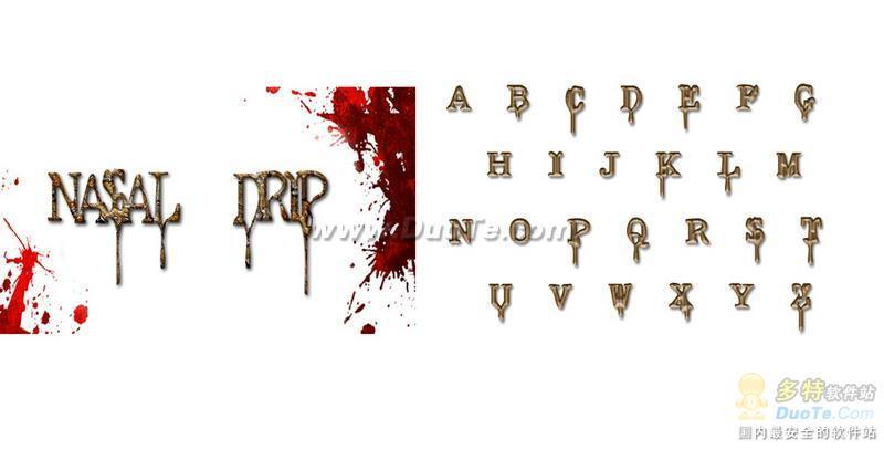 游戏设计字体(四)下载