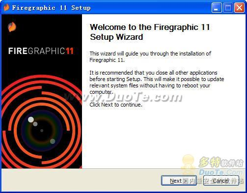 Firegraphic XP下载