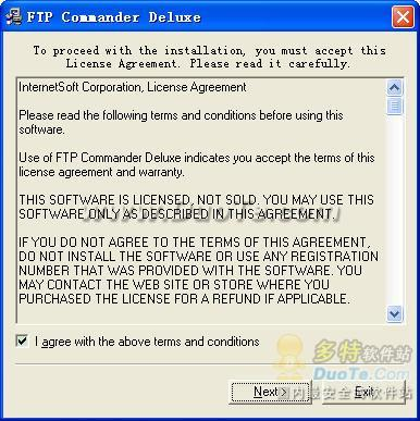 FTP Commander Deluxe下载