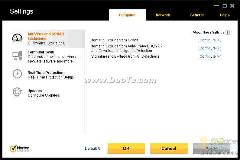 诺顿防病毒软件 Norton Antivirus下载